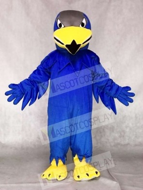 Sport Blue Falcon Eagle Mascot Costumes Animal