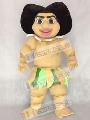 Maui Mascot Costume People