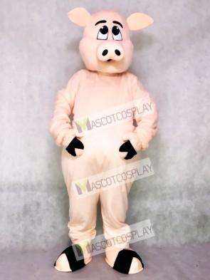 Pig Piglet Hog Mascot Costume