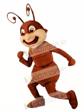 Brown Ant Mascot Costumes Insect