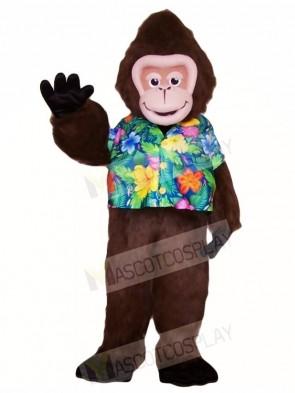 Gorilla Ape Monkey Mascot Costumes Animal