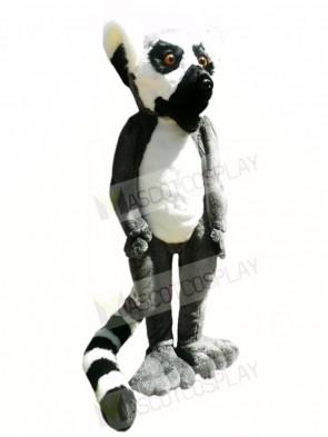 High Quality Furry Lemur Mascot Costumes Animal