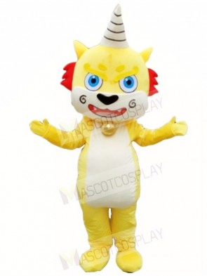 Lion King Unicorn Mascot Costumes Animal