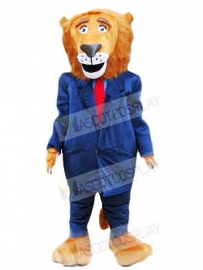 Mayor Leodore Lionheart Zootopia Mascot Costumes Animal