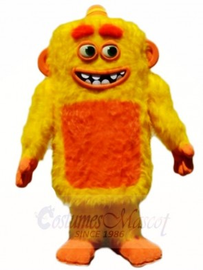 Yellow Max Monster