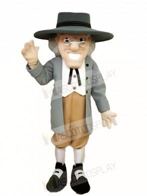 School Quaker Mascot Costumes People
