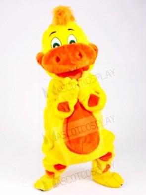 Yellow Dinosaur Animal