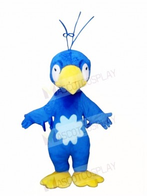 Huggable Parrot Mascot Costumes Bird Animal
