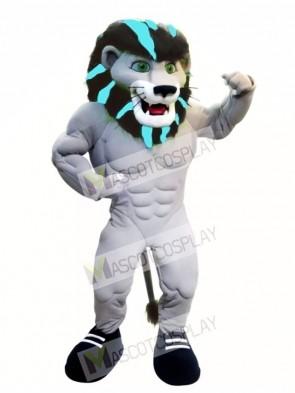 Colorful Power Lion Custom Animal Mascot Costumes