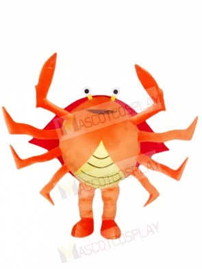 Crab Mascot Costumes Seafood