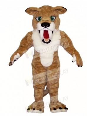 Sabercat Saber Tooth Cat Mascot Costumes Animal
