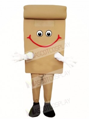 Paper Bread Bag Brotbeutel Mascot Costumes