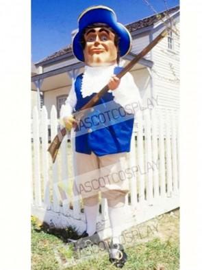 Patriot Mascot Costume