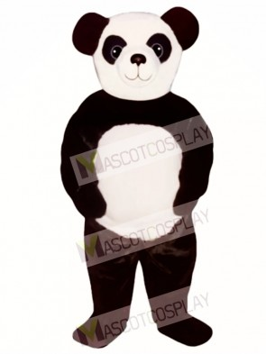New Toy Panda Mascot Costume