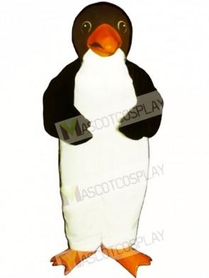 Cute Toy Penguin Mascot Costume