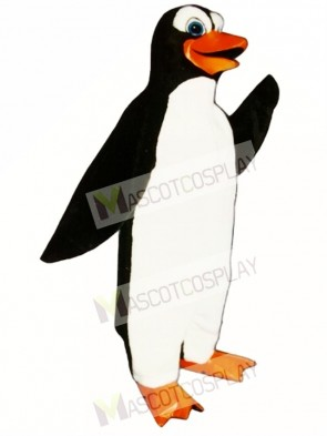 Cute Perry Penguin Mascot Costume