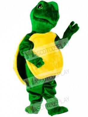 Turtle Mascot Costume