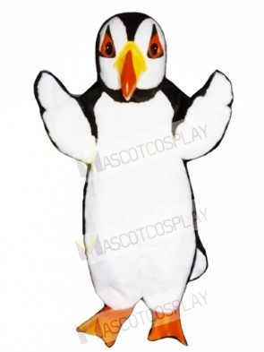 Cute Puffin Penguin Mascot Costume