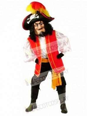 Captain Scratch Mascot Costume