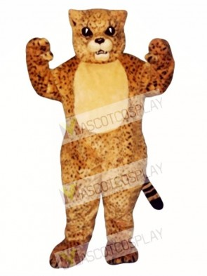 Cute Scary Cat Mascot Costume