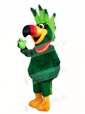 Toucan Mascot Costumes Bird Animal