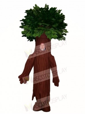 Big Tree Mascot Costumes Plant