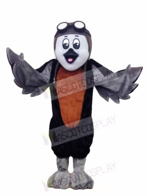 Scissor-tailed Flycatcher Mascot Costumes Bird Animal