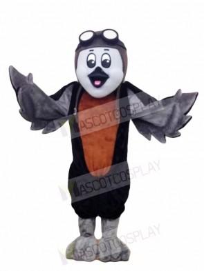 Scissor-tailed Flycatcher Mascot Costumes Bird Animal