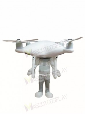 UAV Unmanned Aerial Vehicle Robot Drone Mascot Costumes