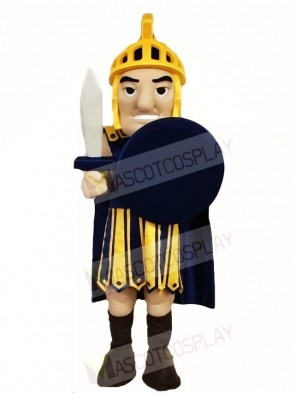 Warrior Knight Mascot Costumes People