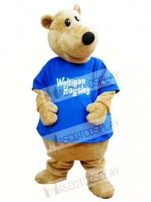 Brown Bear Mascot Costume Bear Mascot Costumes