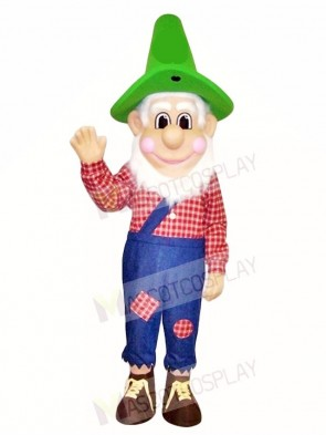 Vintage-looking Farmer Mascot Costumes People
