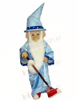 Wizard Mascot Costumes Fantasy