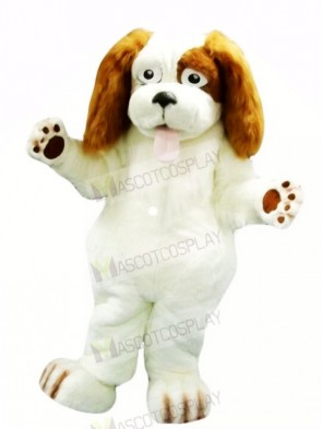 Wizard Dog with Brown Ears Mascot Costumes Animal