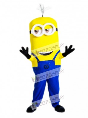 Tall Thin Minion Despicable Me Minions Mascot Costume