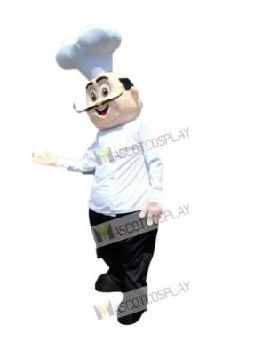 Restaurant Promotion Chef Cook Mascot Costume