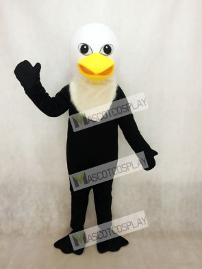 Kitty Hawk Eagle Mascot Costume