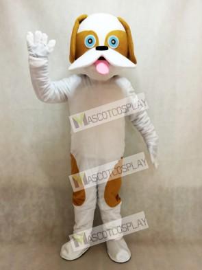 Big Spotted Dog Mascot Costume