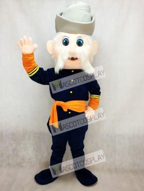 New Rebel Civil War Mascot Costume
