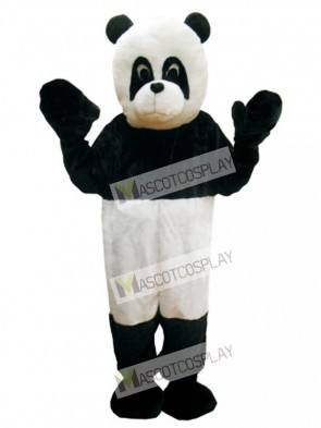 Panda Mascot Adult Costume Animal