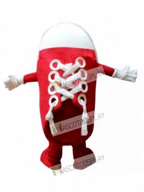 Training Shoe Mascot Costume