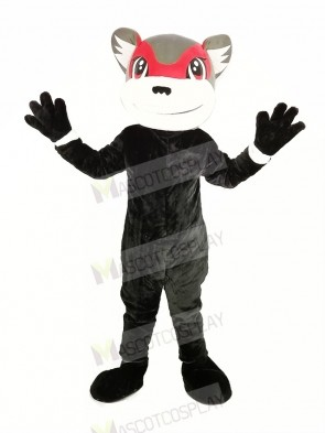 Nutzy the Richmond Flying Squirrel Mascot Costume