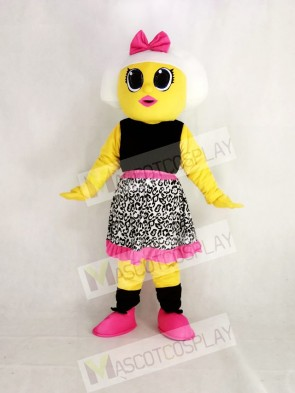 Realistic LOL Surprise Doll Diva Giant Mascot Costume Cartoon