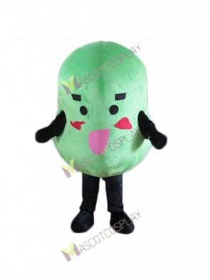 Plant Bean Mung Beans Grams Mascot Costume