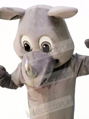 High Quality Realistic Rhinoceros Mascot Costumes