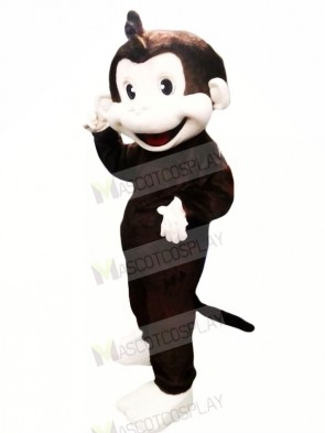 Funny Black Monkey Mascot Costumes Cheap