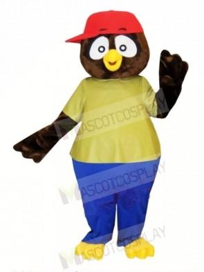 Cute Owl Mascot Costumes