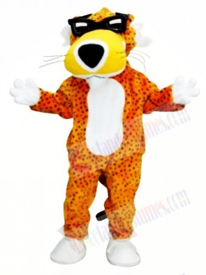 Chester Cheetah Mascot Costumes