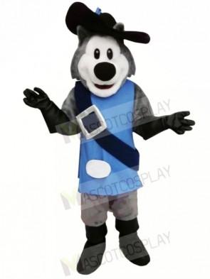 Cute Husky Dog Mascot Costumes