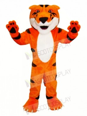 Fierce Tiger Mascot Costumes